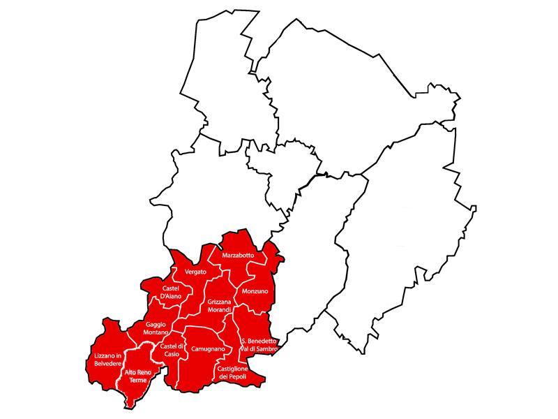 Ambito distrettuale di APPENNINO BOLOGNESE