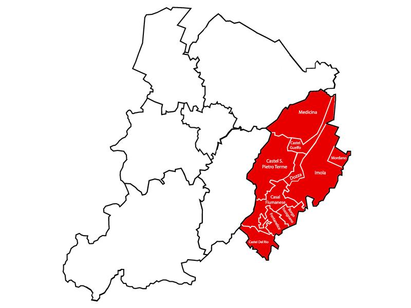 Ambito distrettuale di IMOLA