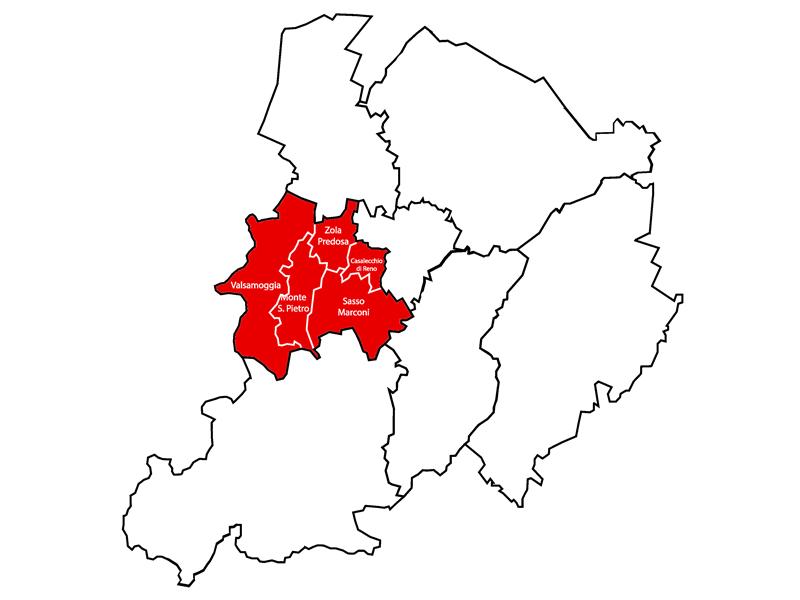 Ambito distrettuale di RENO LAVINO SAMOGGIA