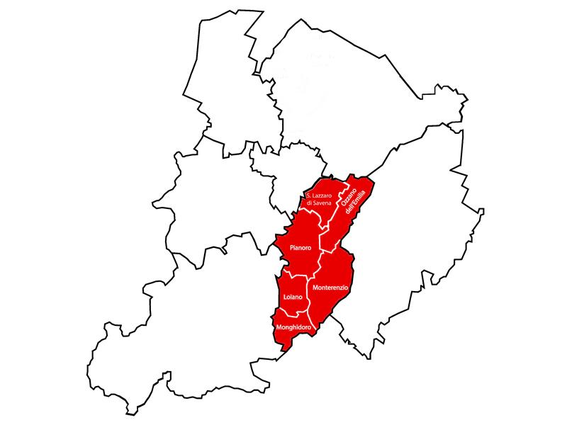 Ambito distrettuale di SAN LAZZARO DI SAVENA