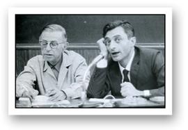 Minguzzi e Sartre