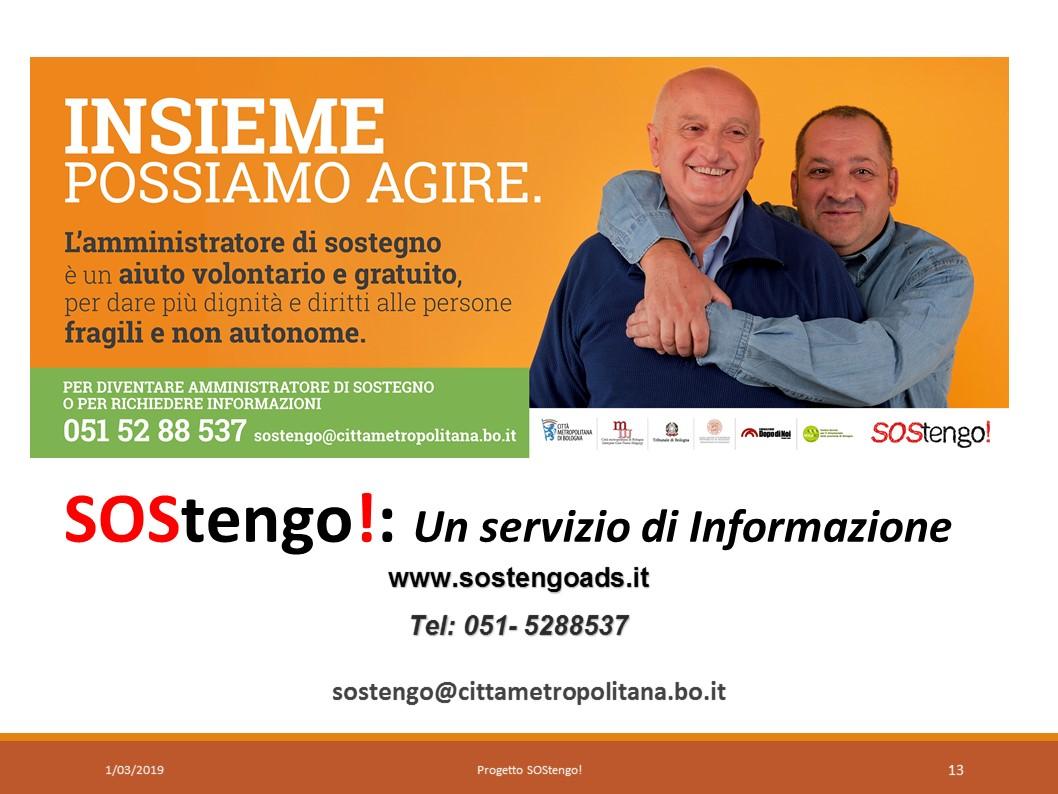 Sportello di Informazione SOStengo!
