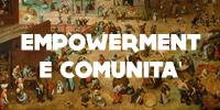 Empowerment e comunità