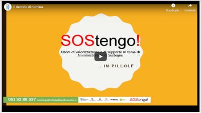 SOStengo! in Pillole - Il decreto di nomina