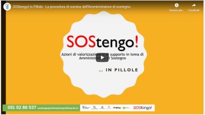 SOStengo! in Pillole - La procedura di nomina dell'Amministratore di sostegno